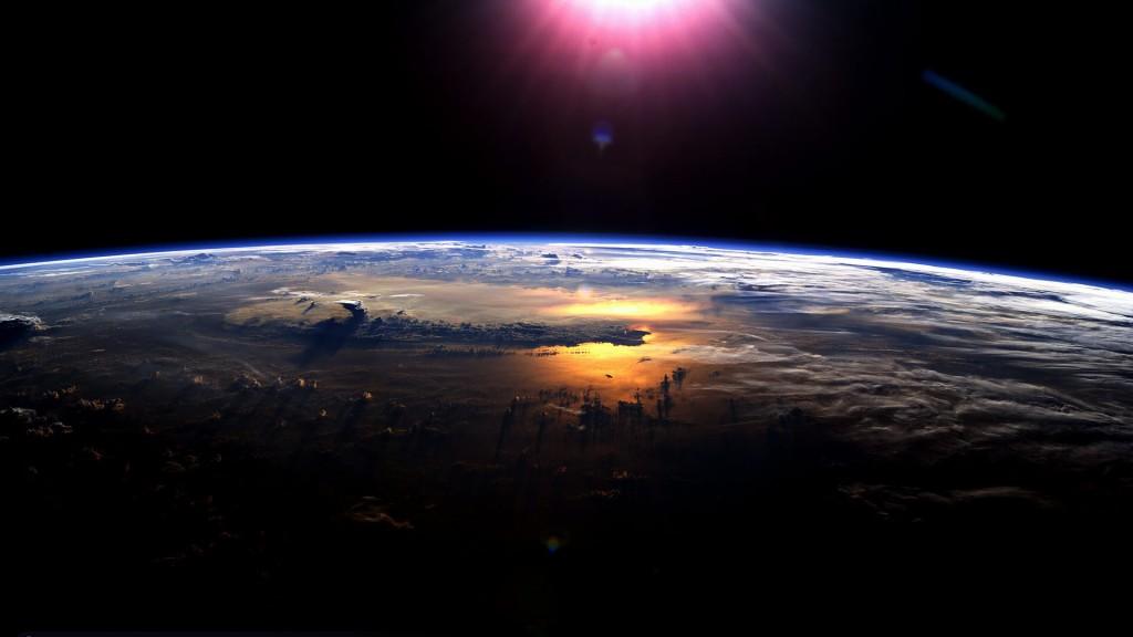 Terra e o Sol