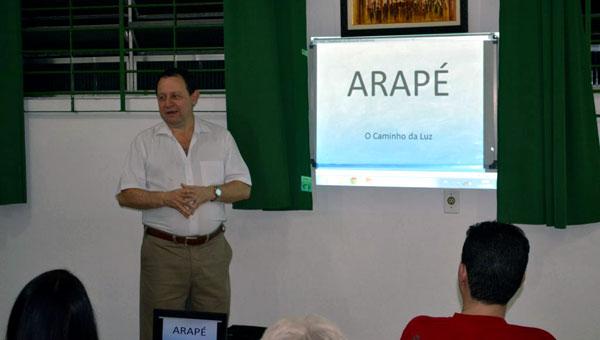 Curso Arapé - 2012